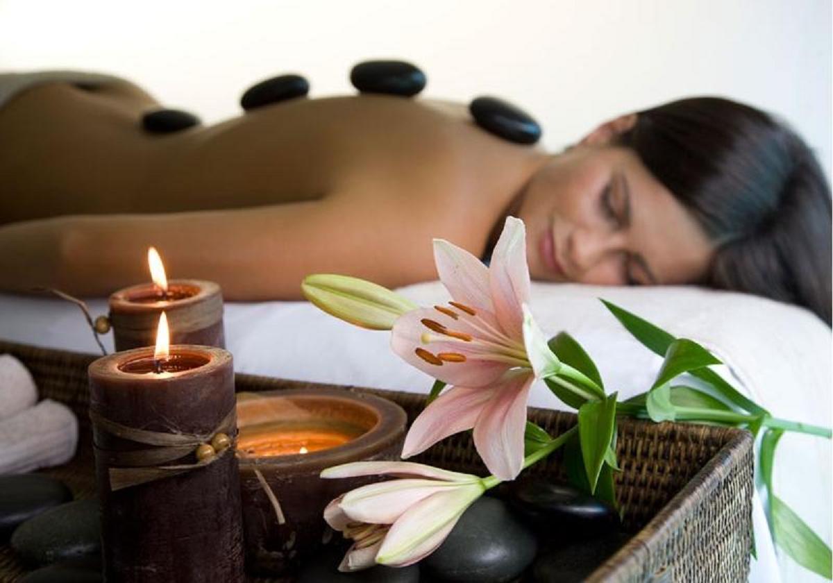 Massagens aquecidas trazem benefício para o corpo no inverno