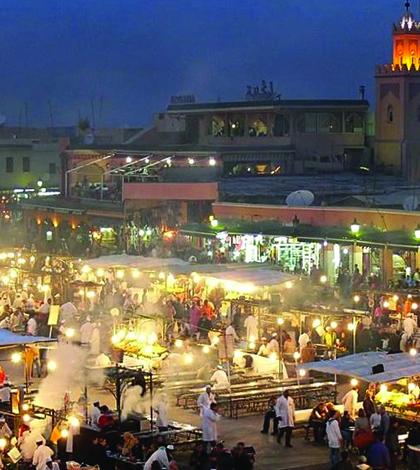Marrocos um país ensolarado o ano todo