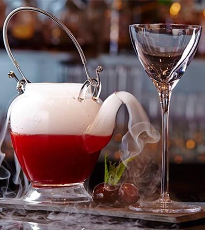 Os cinco lugares mais exóticos para o tradicional chá inglês