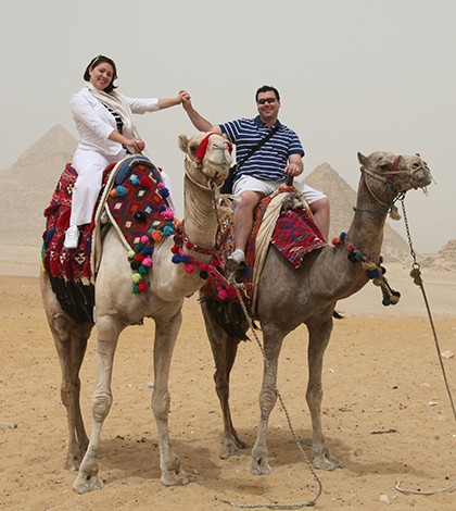 Egito. Um país de contrastes!