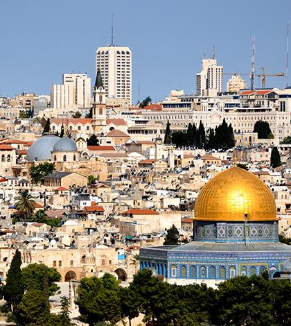 Visitando: Israel