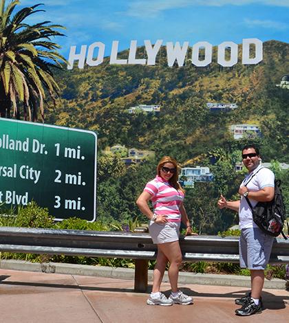 Vamos para a Califórnia?