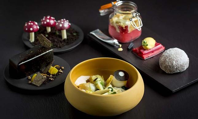 Conheça o primeiro 'restaurante de sobremesas' de Londres