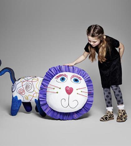 Museu da infância dá vida aos amigos imaginários