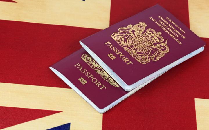 Naturalização Britânica para europeus e seus familiares