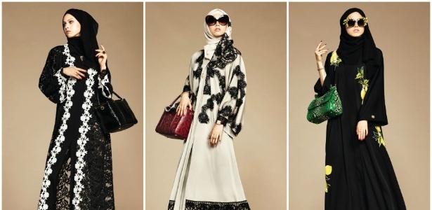Dolce & Gabbana lançou coleção islâmica e foi alvo de crítica