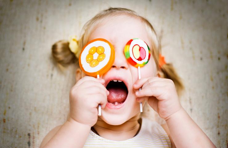 O açúcar e a alimentação infantil