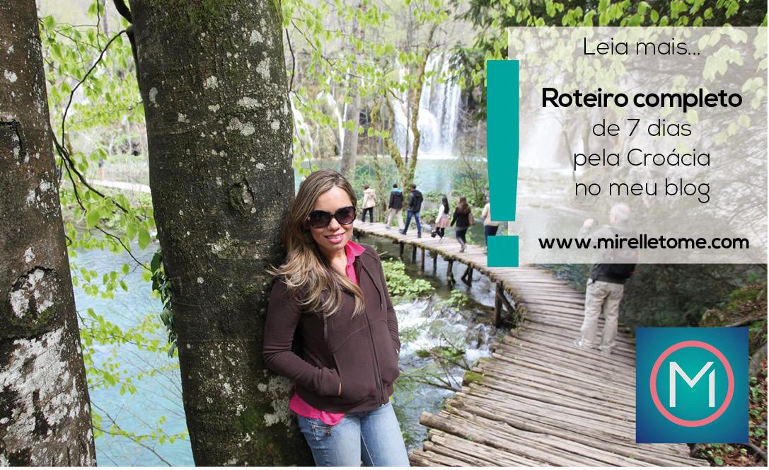 Croácia – Plitvice Lakes National park