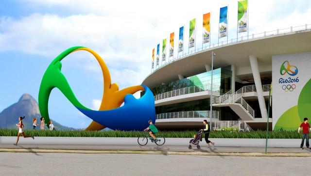 Cerimônia dá início as Olimpíadas – Rio 2016 hoje, no Maracanã