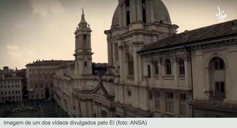 Roma, Paris e Londres se blindam diante de ameaças do EI