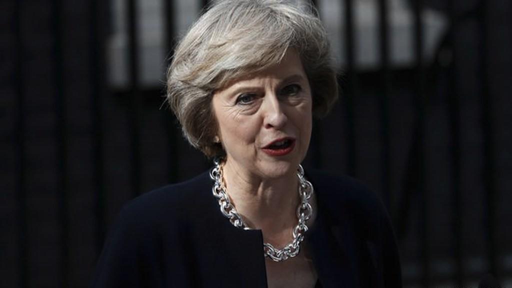 Advogada diz que May não tem poder para dar início ao Brexit