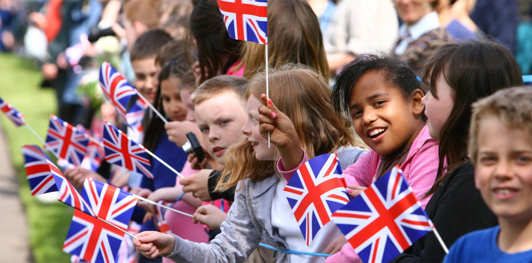 Mudanças na lei para familiares de britânicos