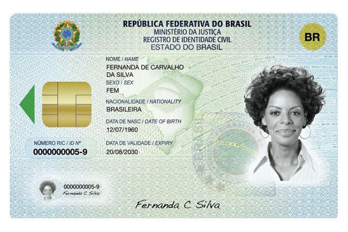 Câmara aprova documento único para brasileiros