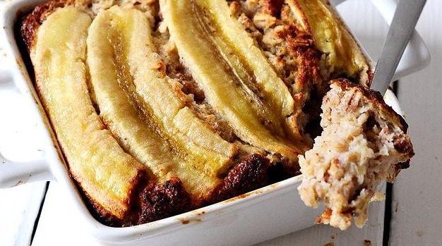 Loaf de  Banana e Nozes