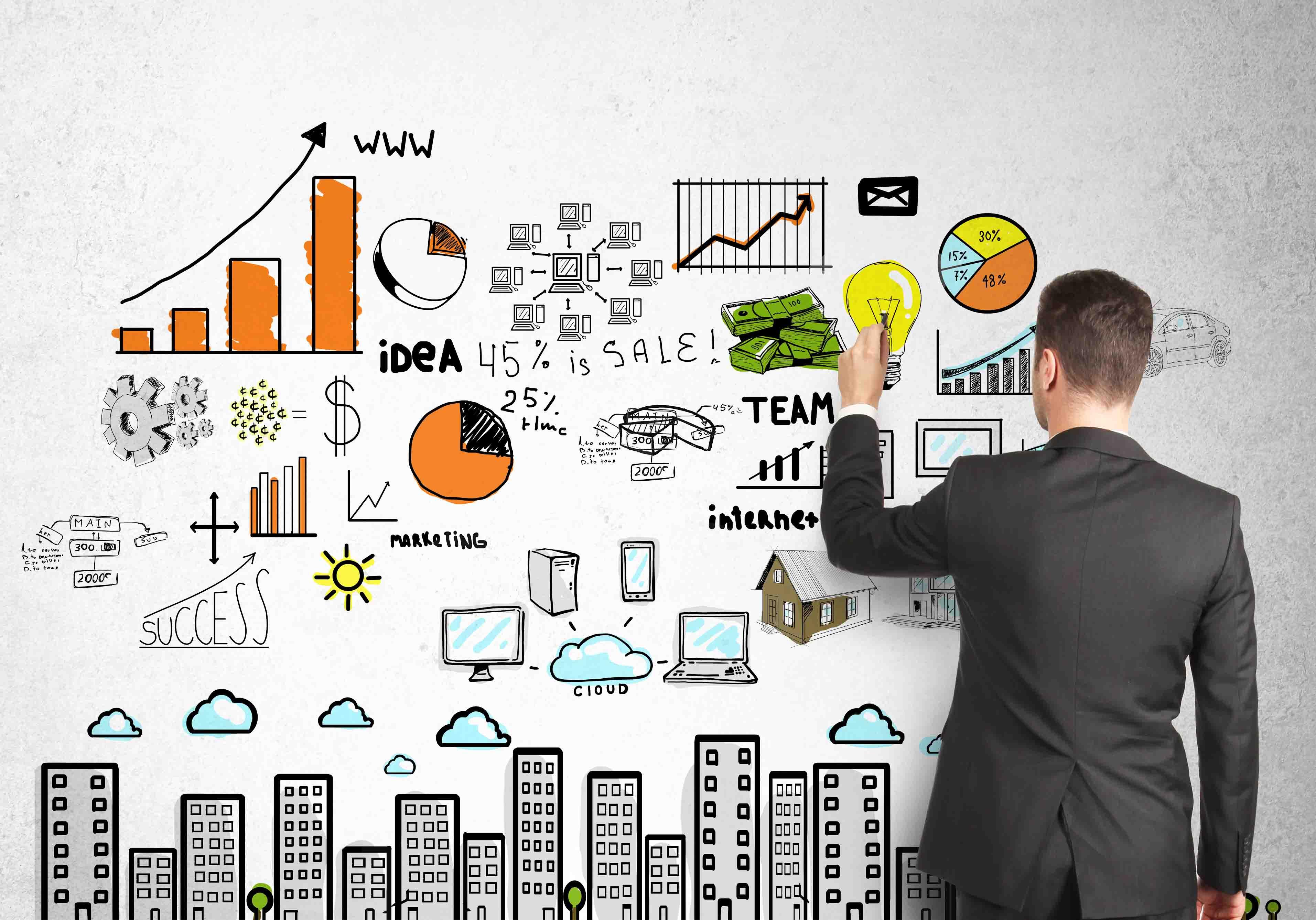 Seria o marketing a 'alma do seu negócio'?
