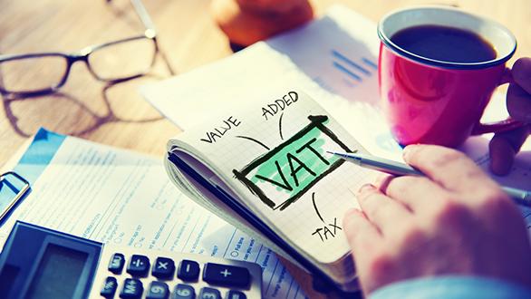O regime de taxa fixa de VAT