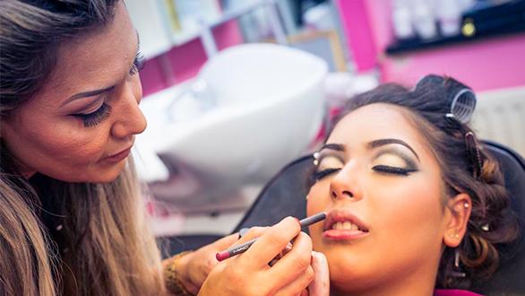 Beleza: Profissão Maquiadora