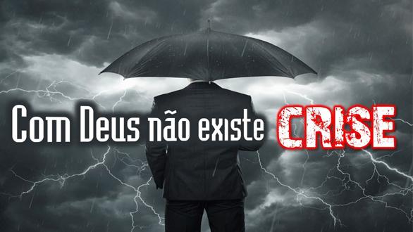 Onde Deus está durante a crise?