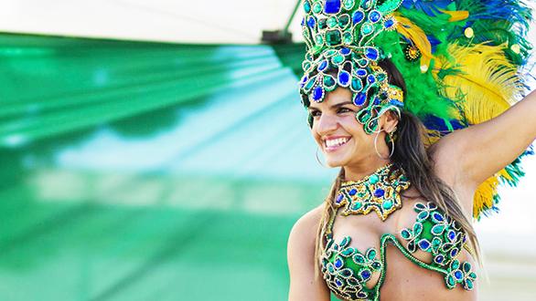 Carnaval Estação do corpo perfeito!