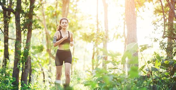 Saúde ao ar livre!