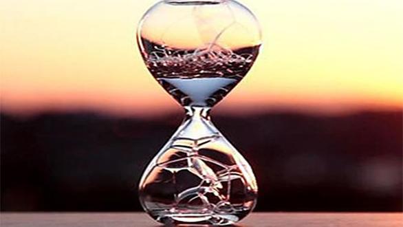 Corrida contra o tempo…