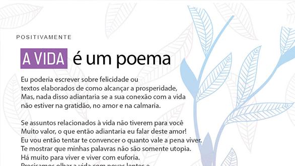 A VIDA é um poema