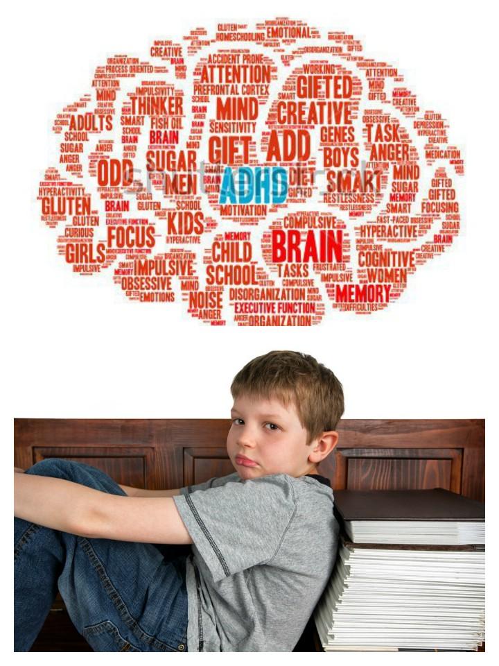 Seu filhos sofre de TDHA?
