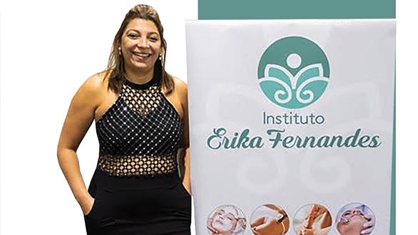 Entrevista Erika Fernandes Curso de Mesoterapia