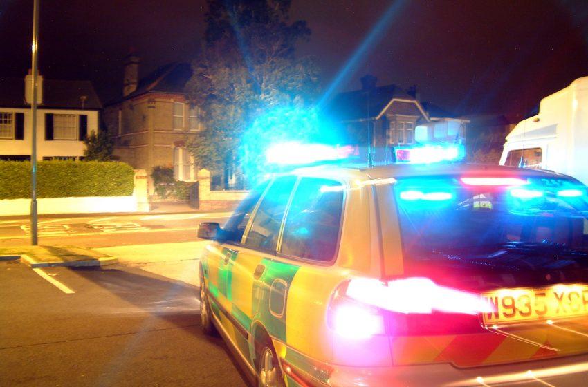 Ligando para o serviço de emergência no UK