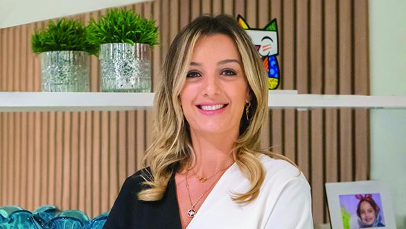 Mariana Zauith Advogada e Reitora da Unigran