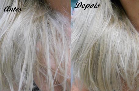 Como recuperar um cabelo emborrachado e elástico
