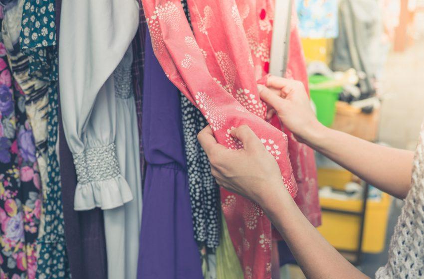 Crie sua própria moda, reinvente