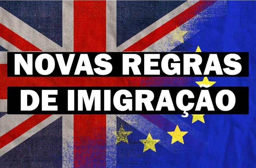 Informações adicionais sobre o novo sistema de imigração