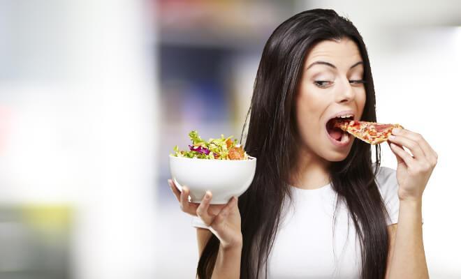 Fome e emagrecimento