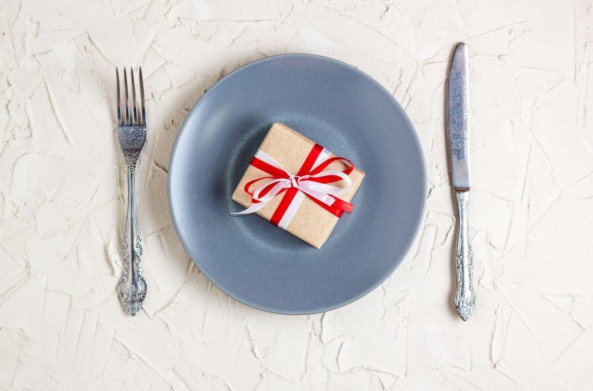 O Natal e a alimentação