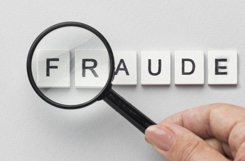 Fraude também acontece no Reino Unido