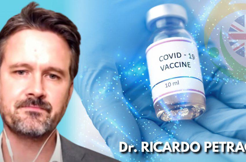 """Médico do NHS e pesquisador na Imperial College of London participa de """"Live"""" do CCRU sobre vacinas"""