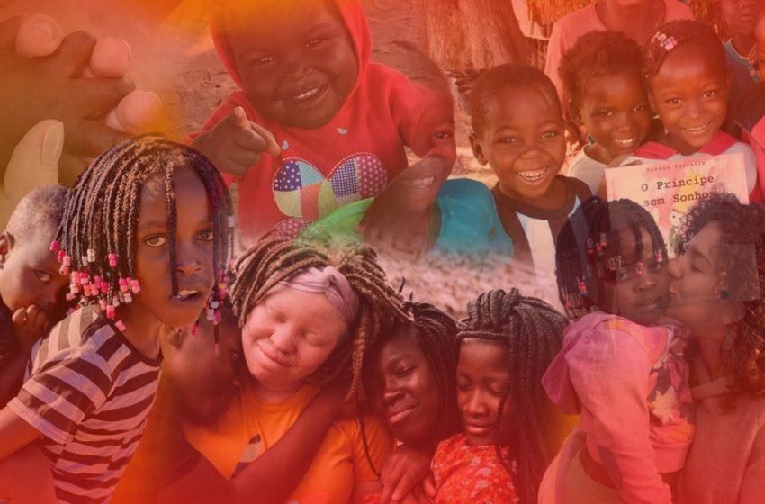 Projeto Acolher Moçambique  Alimentando os sonhos dos jovens africanos