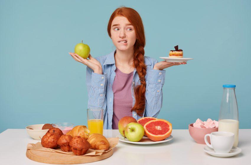 Auto controle e Alimentação