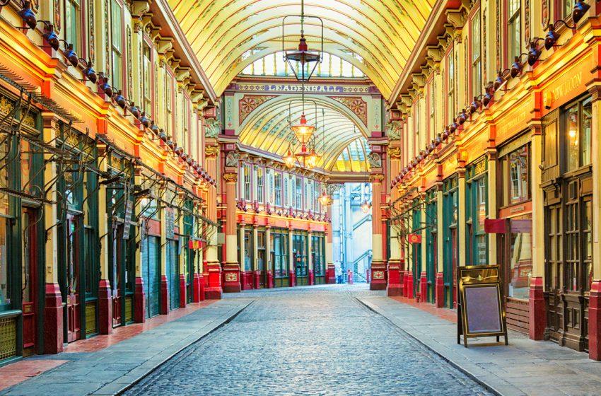 Leadenhall Market – O famoso mercado de Londres