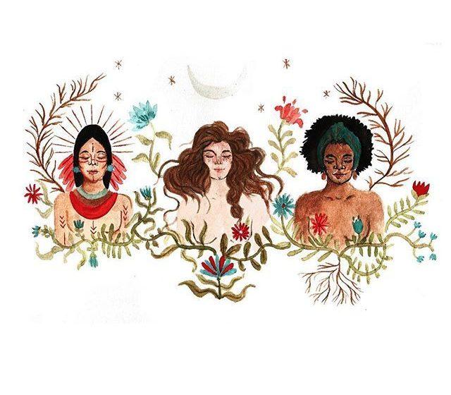 O Sagrado feminino e a primavera da mulher