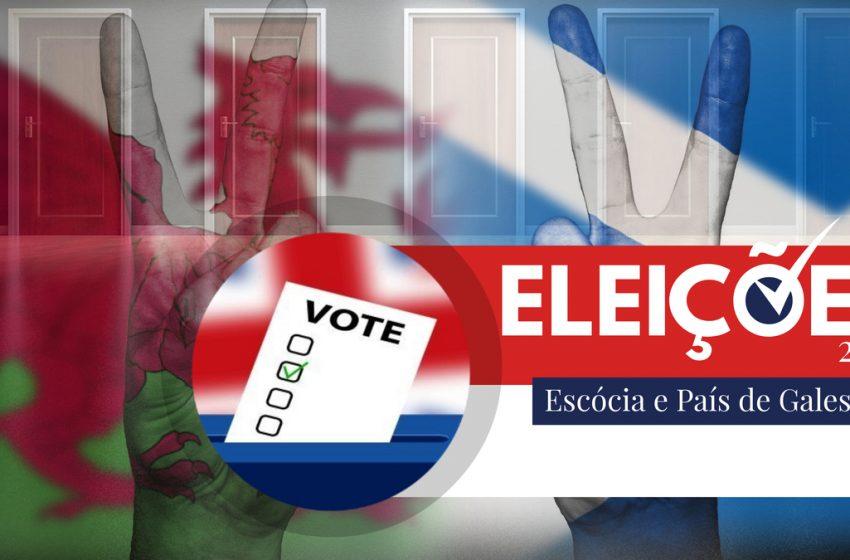 Brasileiros residentes na Escócia e País de Gales podem, agora, votar nas eleições para o Parlamento.