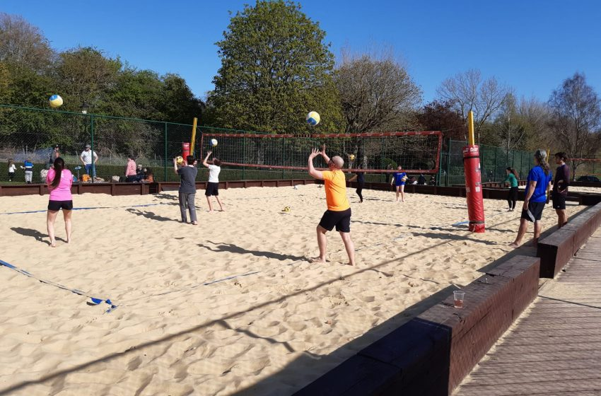 BR Voleibol Club em Londres
