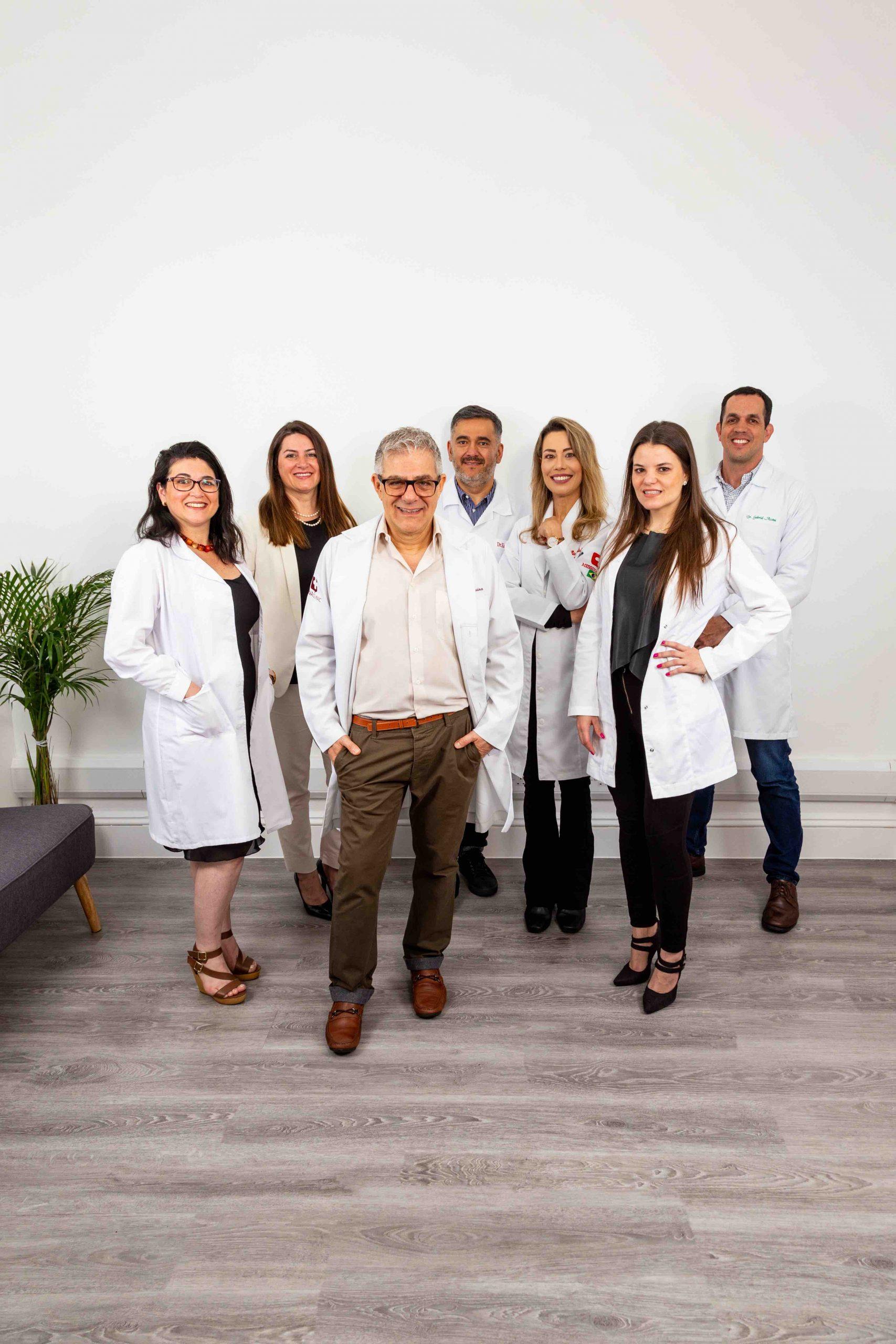 Messina Clinic, com saúde não se brinca