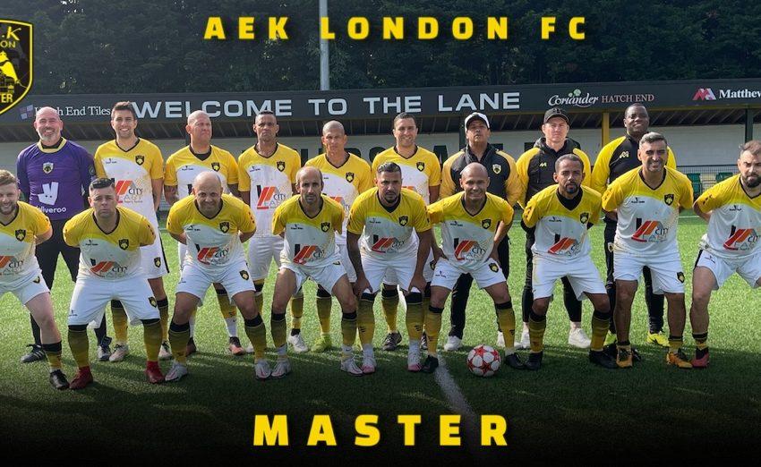 AEK MASTER e AEK A